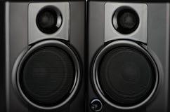 ακουστικό σύστημα Στοκ Εικόνα