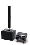 ακουστικό σύστημα Στοκ Φωτογραφία