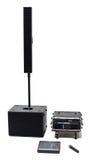 ακουστικό σύστημα Στοκ Εικόνες