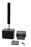 ακουστικό σύστημα Στοκ εικόνα με δικαίωμα ελεύθερης χρήσης
