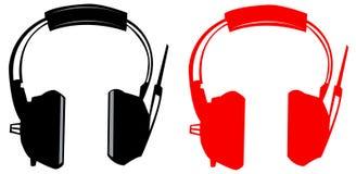 ακουστικό Στοκ Εικόνα
