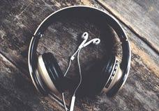 ακουστικό Στοκ εικόνα με δικαίωμα ελεύθερης χρήσης