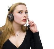 ακούει ήχοι  Στοκ εικόνες με δικαίωμα ελεύθερης χρήσης