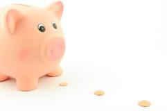 Ακολουθήστε το ίχνος χρημάτων Στοκ εικόνες με δικαίωμα ελεύθερης χρήσης