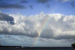 Ακολουθήστε το ουράνιο τόξο Στοκ φωτογραφίες με δικαίωμα ελεύθερης χρήσης