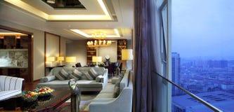 Ακολουθία επιχειρησιακών ξενοδοχείων Στοκ Εικόνες