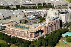 Ακολουθίες πρεσβειών, Ατλάντα, GA στοκ εικόνα με δικαίωμα ελεύθερης χρήσης