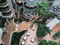 Ακολουθίες Fort Lauderdale Sheraton στον κολπίσκο κυπαρισσιών στοκ εικόνες με δικαίωμα ελεύθερης χρήσης