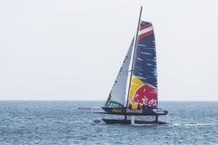 ακραία σειρά ναυσιπλοΐα&sig Στοκ εικόνα με δικαίωμα ελεύθερης χρήσης