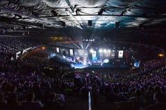 Ακραίοι κύριοι 2014 της Intel Στοκ εικόνα με δικαίωμα ελεύθερης χρήσης