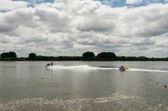 Ακραίος αθλητισμός στον ποταμό στοκ φωτογραφία με δικαίωμα ελεύθερης χρήσης