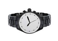 Ακριβό και σύγχρονο ρολόι που απομονώνεται στοκ φωτογραφία με δικαίωμα ελεύθερης χρήσης