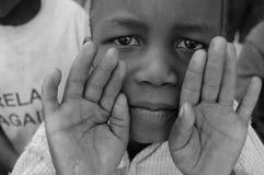 Ακριβώς ένα παιδί Στοκ φωτογραφία με δικαίωμα ελεύθερης χρήσης