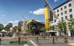Ακριβώς για το φεστιβάλ γέλιων Στοκ Εικόνα