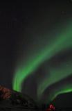 Καταπληκτική αυγή και μια ομάδα φωτογράφων Στοκ φωτογραφία με δικαίωμα ελεύθερης χρήσης