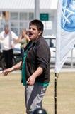 Ακροάσεις του American Idol Στοκ φωτογραφία με δικαίωμα ελεύθερης χρήσης