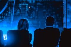 Ακροατήριο στη συναυλία στοκ φωτογραφία