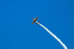 ακροβατική επίδειξη αερ&o Στοκ Εικόνες