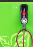 Ακροφύσια αντλιών αερίου Στοκ φωτογραφίες με δικαίωμα ελεύθερης χρήσης