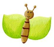 Πράσινη πεταλούδα