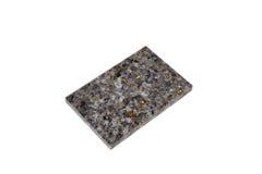 Ακρυλική τεχνητή πέτρα δειγμάτων Στοκ εικόνες με δικαίωμα ελεύθερης χρήσης