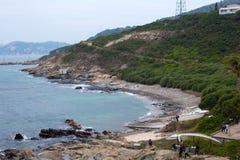 Ακρωτήριο Δ ` Aguilar στο Χονγκ Κονγκ στοκ φωτογραφίες με δικαίωμα ελεύθερης χρήσης