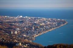 Ακρωτήριο Adler Sochi Ρωσία Στοκ Εικόνες