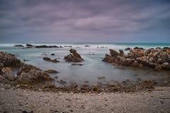 Ακρωτήριο Agulhus στοκ εικόνα