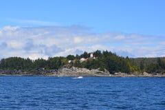 Ακρωτήριο Beale Lightstation Στοκ φωτογραφία με δικαίωμα ελεύθερης χρήσης