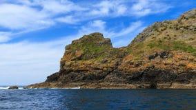 Ακρωτήριο Brett, κόλπος των νησιών, Νέα Ζηλανδία Στοκ Εικόνες
