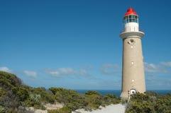 ακρωτήριο couedic du lighthouse Στοκ φωτογραφία με δικαίωμα ελεύθερης χρήσης