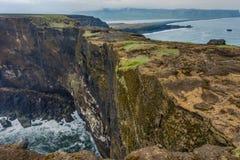 Ακρωτήριο Dyrholaey, Ισλανδία Στοκ Εικόνα
