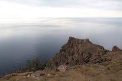 Ακρωτήριο Meganom, Κριμαία Στοκ εικόνες με δικαίωμα ελεύθερης χρήσης
