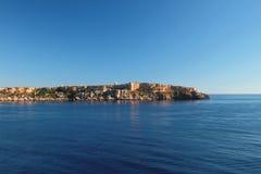 Ακρωτήριο Punta de s ` Espero Minorca, Ισπανία Στοκ εικόνες με δικαίωμα ελεύθερης χρήσης