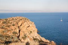 Ακρωτήριο Sounion στοκ φωτογραφίες