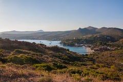 Ακρωτήριο Sounion στοκ εικόνες