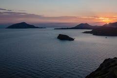Ακρωτήριο Sounion στοκ εικόνα
