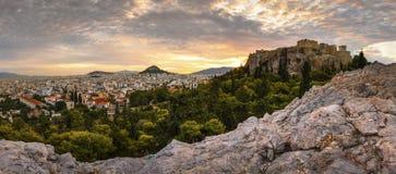 ακρόπολη Αθήνα Στοκ φωτογραφία με δικαίωμα ελεύθερης χρήσης