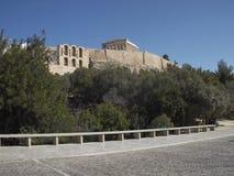ακρόπολη Αθήνα parthenon Στοκ εικόνα με δικαίωμα ελεύθερης χρήσης