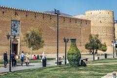 Ακρόπολη στη Shiraz Στοκ Φωτογραφίες