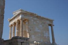 Ακρόπολη της Αθήνας - Arrephorion Στοκ φωτογραφία με δικαίωμα ελεύθερης χρήσης