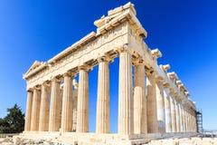 ακρόπολη Αθήνα Ελλάδα στοκ εικόνες