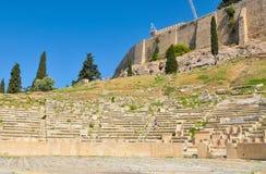 Ακρόπολη στην Ελλάδα, Αθήνα Στοκ Φωτογραφίες