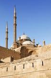 Ακρόπολη του Καίρου στην Αίγυπτο Στοκ εικόνες με δικαίωμα ελεύθερης χρήσης