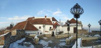 Ακρόπολη Brasov Στοκ φωτογραφία με δικαίωμα ελεύθερης χρήσης