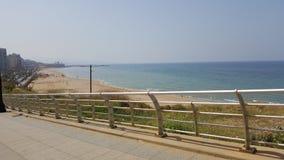 Ακτές του Λιβάνου Στοκ φωτογραφία με δικαίωμα ελεύθερης χρήσης