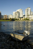 ακτή βαρκών Στοκ φωτογραφίες με δικαίωμα ελεύθερης χρήσης