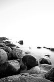 ακτή δύσκολη Στοκ εικόνα με δικαίωμα ελεύθερης χρήσης