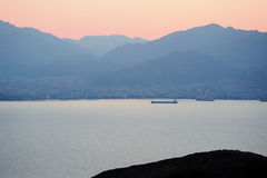 Ακτή Ερυθρών Θαλασσών Στοκ φωτογραφία με δικαίωμα ελεύθερης χρήσης