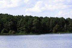 Ακτή λιμνών Στοκ φωτογραφία με δικαίωμα ελεύθερης χρήσης